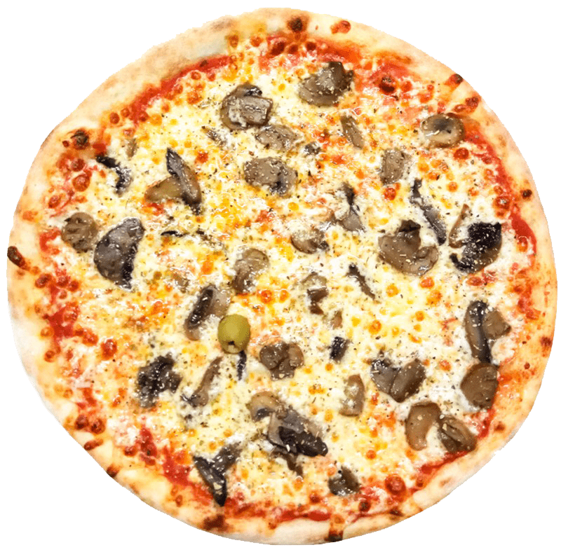 Pizza Mushrooms