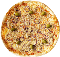 pizza Tuna