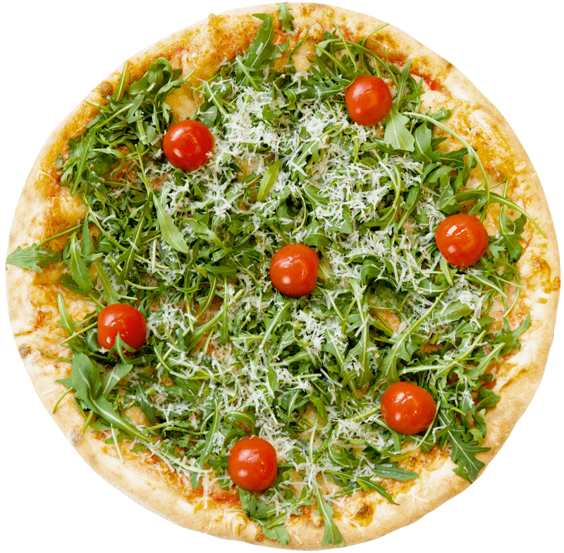 Pizza Rocket